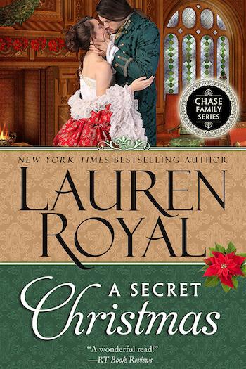 A Secret Christmas by Lauren Royal