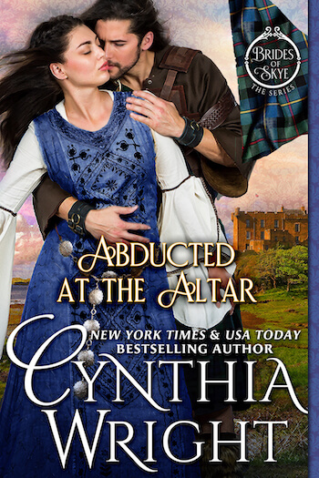 Abducted at the Altar by Cynthia Wright
