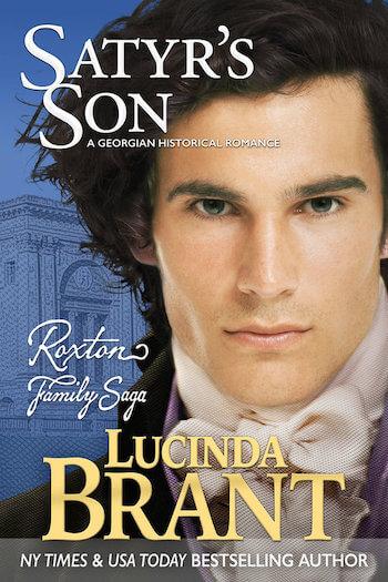 Satyr's Son by Lucinda Brant