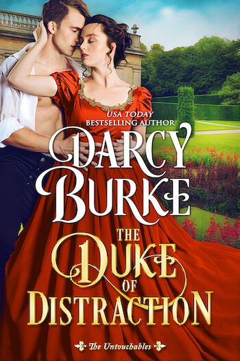 The Duke of Distraction by