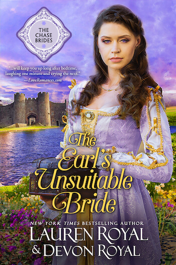 The Earl's Unsuitable Bride by
