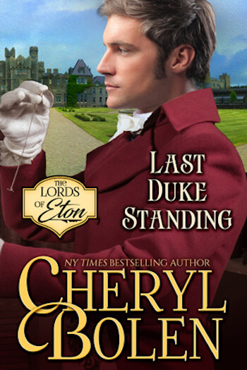 Last Duke Standing by Cheryl Bolen