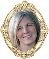 Historical Romance Author Kimberly Cates