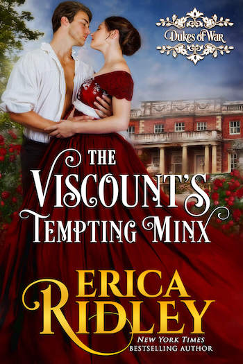 The Viscount's Tempting Minx by