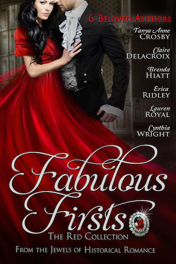 Fabulous Firsts: The Red Collection